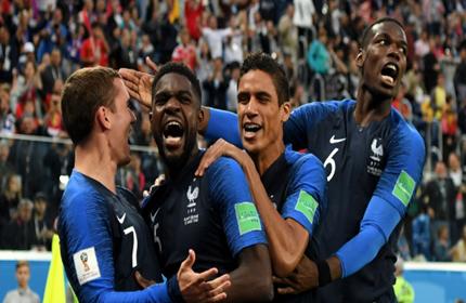 ประตูชัยสู่รอบชิง! อุมติตี้โขกฝรั่งเศสเฉือนเบลเยียม 1-0