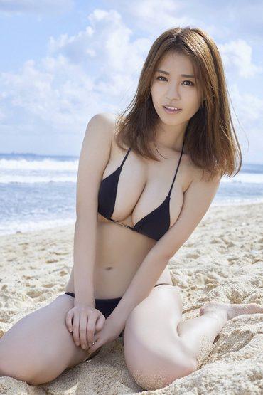 Nanoka นางแบบสาวญี่ปุ่น หุ่นสุดเพอร์เฟ็กต์!!