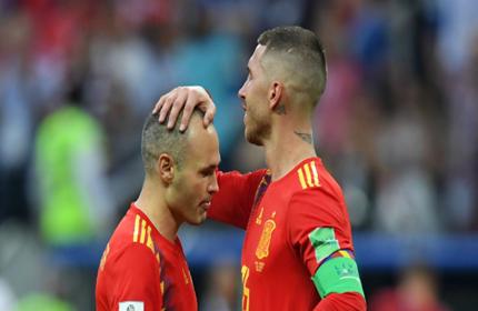 พอเท่านี้! อิเนียสต้าประกาศลาทีมชาติสเปนหลังดวลจุดโทษพ่ายรัสเซีย