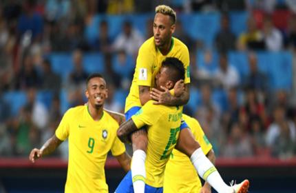 ดวลจังโก้! บราซิลปราบเซอร์เบีย 2-0 คว้าแชมป์กลุ่ม อี