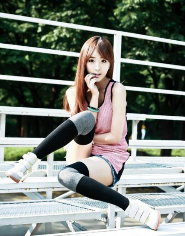 Mina สาวเกาหลี สวย น่ารัก